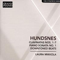 CLAVINATA NOS.1-7, PIANO SONATA NO.1, DOWNTONED BEATS/ LAURA MIKKOLA [훈스네스: 카바티나, 피아노 소나타 1번, 다운톤 비트 - 라우라 미콜라]