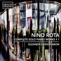 COMPLETE SOLO PIANO WORKS 1/ ELEANOR HODGKINSON [로타: 피아노 작품 전곡 1집 - 엘리너 호지킨슨]