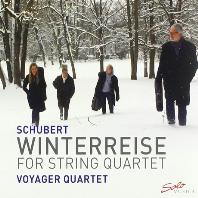 WINTERREISE FOR STRING QUARTET/ VOYAGER QUARTET [슈베르트: 겨울 나그네(현악사중주 편곡) - 보이저 사중주단]
