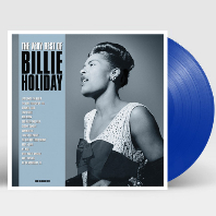 THE VERY BEST OF BILLIE HOLIDAY [180G ELECTRIC BLUE LP]