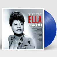 THE VERY BEST OF ELLA FITZGERALD [180G ELECTRIC BLUE LP]