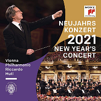 2021 NEW YEAR`S CONCERT/ RICCARDO MUTI [2021 빈 신년음악회 - 리카르도 무티, 비엔나 필하모닉]