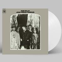 JOHN WESLEY HARDING [2010 MONO] [WHITE LP]