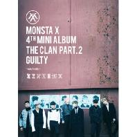 THE CLAN 2.5 PART.2 GUILTY [GUILTY VER] [미니 4집]