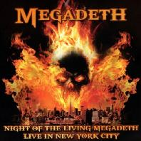 NIGHT OF THE LIVING MEGADETH: LIVE IN NEW YORK CITY [REMASTERED]