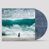 EXODUS: GODS AND KINGS [180G BLUE & WHITE & BLACK LP] [엑소더스: 신들과 왕들] [한정반]