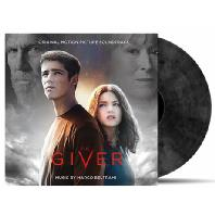 THE GIVER [180G SILVER & BLACK LP] [더 기버: 기억전달자] [한정반]