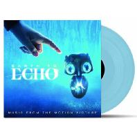 EARTH TO ECHO [180G CLEAR LIGHT BLUE LP] [에코] [한정반]