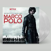 MARCO POLO [180G CLEAR WHITE LP] [마르코 폴로] [한정반]