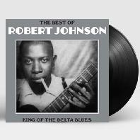 THE BEST OF <!HS>ROBERT<!HE> JOHNSON [180G LP]