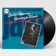 JAZZ AT THE PHILHARMONIC: LESTER YOUNG CARNEGIE BLUES [BACK TO BLACK] [LIMITED] [180G LP]
