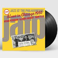JAZZ AT THE PHILHARMONIC: BLUES IN CHICAGO 1955 [BACK TO BLACK] [LIMITED] [180G LP]