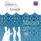 MOZART LISTEN & LESSON [KBS 1FM 해설이 있는 클래식]