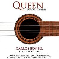 QUEEN: GUITAR RHAPSODIES/ TARCISIO BARRETO CEBALLOS