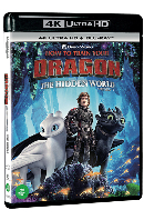 드래곤 길들이기 3 [4K UHD+BD] [HOW TO TRAIN YOUR DRAGON: THE HIDDEN WORLD]