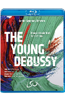 THE YOUNG DEBUSSY/ FRANCOISE-XAVIER ROTH [드뷔시 & 랄로 & 바그너 & 마스네: 모음집 - 프랑수아 자비에 로스]