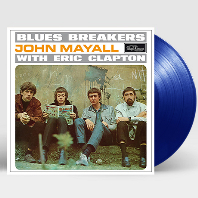 BLUES BREAKERS WITH ERIC CLAPTON [LIMITED] [BLUE LP]