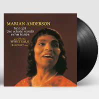 HE`S GOT THE WHOLE WORLD IN HIS HANDS AND 18 OTHER SPIRITUALS [LP]