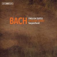 ENGLISH SUITES/ MAASAKI SUZUKI [SACD HYBRID] [바흐: 영국 모음곡 전곡 - 스즈키 마사아키]