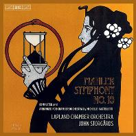SYMPHONY NO.10/ JOHN STORGARDS [SACD HYBRID] [말러: 교향곡 10번]