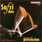 SAFRI DUO - WORKS FOR PERCUSSION
