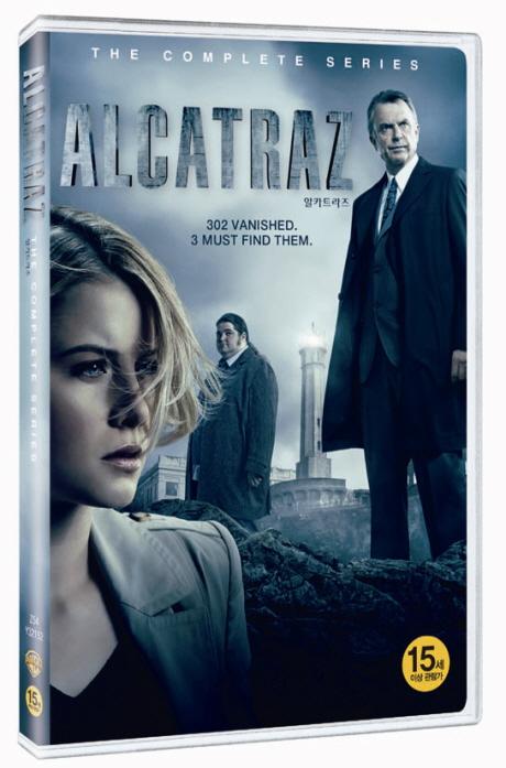 알카트라즈 [ALCATRAZ: COMPLETE SERIES] [15년 11월 워너 에버그린 TV 핫세일 프로모션]