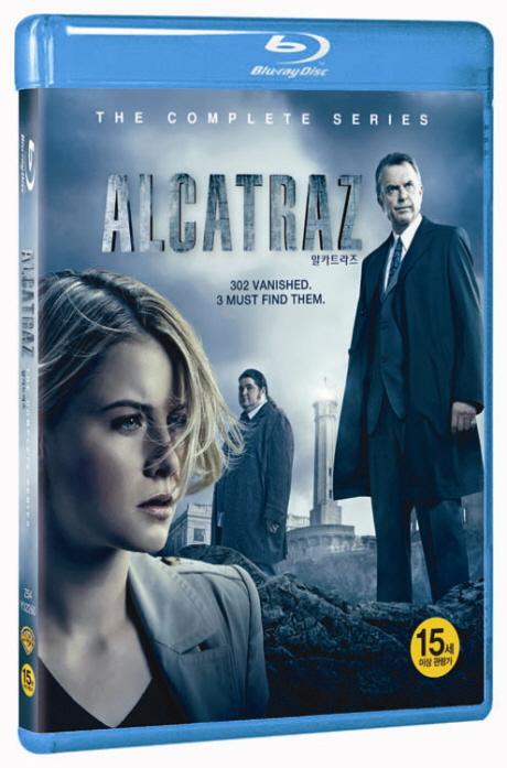알카트라즈 [ALCATRAZ: COMPLETE SERIES] [15년 11월 워너 에버그린 TV 핫세일 프로모션] [2disc]