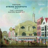 STRING QUARTETS OP.33/ THE LONDON HAYDN QUARTET