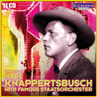 THE ART OF HANS KNAPPERTSBUSCH WITH FAMOUS STAATSORCHESTER [한스 크나퍼츠부쉬의 예술 - 유명 국립관현악단 편]