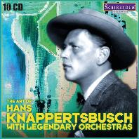 THE ART OF HANS KNAPPERTSBUSCH WITH LEGENDARY ORCHESTRAS [한스 크나퍼츠부쉬의 예술 - 전설적인 오케스트라 연주편]