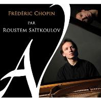 PIANO WORKS/ ROUSTEM SAITKOULOV [쇼팽: 4개의 발라드, 3개의 새로운 연습곡 - 루스템 사이트쿨로프]