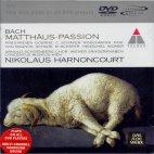 MATTHAUS PASSION/ NIKOLAUS HARNONCOURT (DVD-AUDIO)