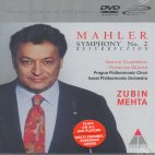 SYMPHONY NO.2 `RESURRECTION`/ <!HS>ZUBIN<!HE> MEHTA