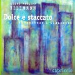 DOLCE E STACCATO: OVERTURES & CONCERTOS/ CAPRICCIO, DOMINIK KIEFER