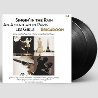SINGIN' IN THE RAIN+AMERICAN IN PARIS+LES GIRLS+BRIGADOON [180G LP] [사랑은 비를 타고+파리의 미국인+레스 걸스+브리가둔]