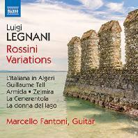 ROSSINI VARIATIONS/ MARCELLO FANTONI [레니아니: 로시니 변주곡 - 기타 편곡]