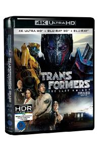 트랜스포머 5: 최후의 기사 3D+2D [4K UHD] [한정판] [TRANSFORMERS: THE LAST KNIGHT]