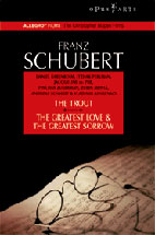THE TROUT: THE GREATEST LOVE & THE GREATEST SORROW/ WOLFGANG SAWALLISCH [슈베르트: 송어]
