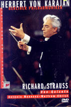 RICHARD <!HS>STRAUSS<!HE>/ DON QUIXOTE/ HERBERT VON KARAJAN