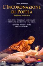L`INCORONAZIONE DI POPPEA/ RAYMOND LEPPARD [몬테베르디: 포페아의 대관]