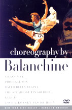 CHOREOGRAPHY BY <!HS>BALANCHINE<!HE>