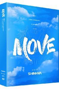 SHINHWA(신화) - MOVE: 2017 19TH ANNIVERSARY SUMMER LIVE [2DVD+포토북]