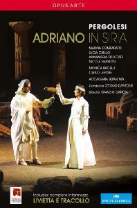 ADRIANO IN SIRIA/ OTTAVIO DANTONE [페르골레지: 시리아의 아드리아노]