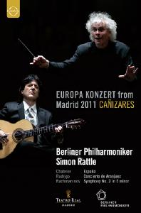 EUROPA KONZERT FROM MADRID 2011/ CANIZARES, SIMON RATTLE