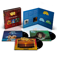 THE CLASSIC YEARS TRILOGY [DAWN - OCEAN - SILENT CRIES AND MIGHTY ECHOES] [LIMITED] [3LP+3CD]