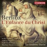 L`ENFANCE DU CHRIST/ ANDREW DAVIS [SACD HYBRID] [베를리오즈: 오라토리오 <그리스도의 어린시절> | 앤드류 데이비스]