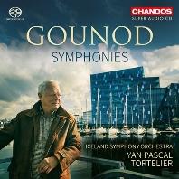 SYMPHONES/ YAN PASCAL TORTELIER [SACD HYBRID] [구노: 교향곡 1, 2번 - 아이슬란드 심포니 오케스트라]