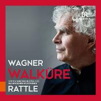 DIE WALKURE/ SIMON RATTLE [바그너: 발퀴레(2019 뮌헨 헤르쿨레스잘 실황 버전) | 사이먼 래틀]