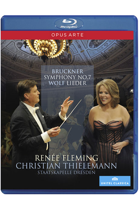 SYMPHONY NO.7 ETC/ <!HS>CHRISTIAN<!HE> THIELEMANN [브루크너: 교향곡 7번 외]