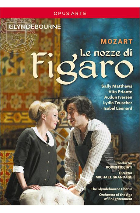LE NOZZE DI FIGARO/ ROBIN TICCIATI [모차르트: 피가로의 결혼]